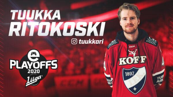 Telian ja Liigan ePlayoffsit käyntiin – IFK:n edustajana Aamulypsyn Tuukka Ritokoski