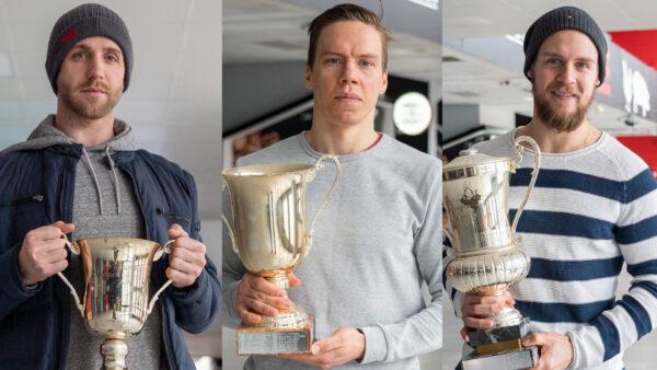 Vuoden taistelija, puolustaja ja MVP – HIFK palkitsi kuusi pelaajaa