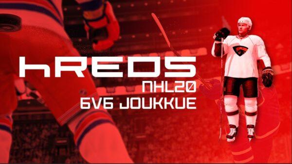 hREDS kiinnitti NHL20-joukkueen – Katso esports-otteluita HIFK:n nettisivuilta!