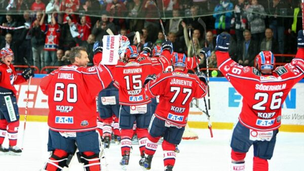 HIFK-Jokerit – Kevään 2011 seitsemäs näytös tänään Telia TV:ssä