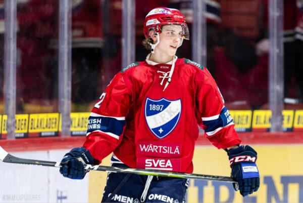 TIEDOTE: Brad Lambert ei jatka HIFK:ssa