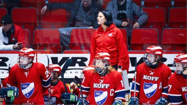 TIEDOTE: Saara Niemi jatkaa HIFK:n naisten liigajoukkueen päävalmentajana