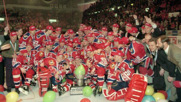 KLASSIKKOPELIT: Kaikkien aikojen joukkue – Katso ratkaiseva finaali keväältä 1998!
