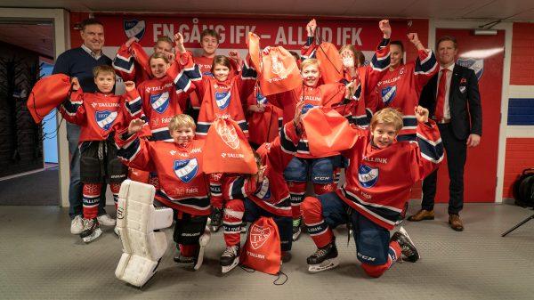 HIFK:n junnuperheen kauden 2019-2020 päättäjäiset järjestetään virtuaalisesti