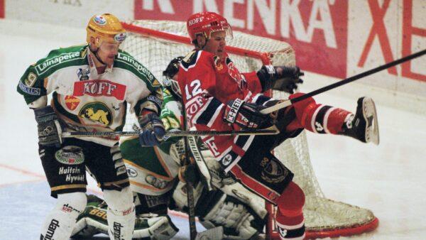 """LUURIN PÄÄSSÄ: Olli Jokinen muistelee 1998 mestaruutta – """"Se oli villi vuosi"""""""