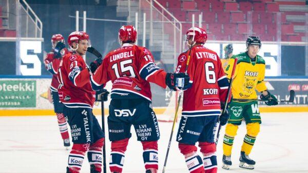 Osta tästä liput HIFK-Ilves-harjoitusmatsiin!