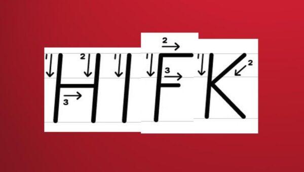 Kliffaa kouluvuotta kaikille! – Lataa HIFK-lukujärjestys täältä