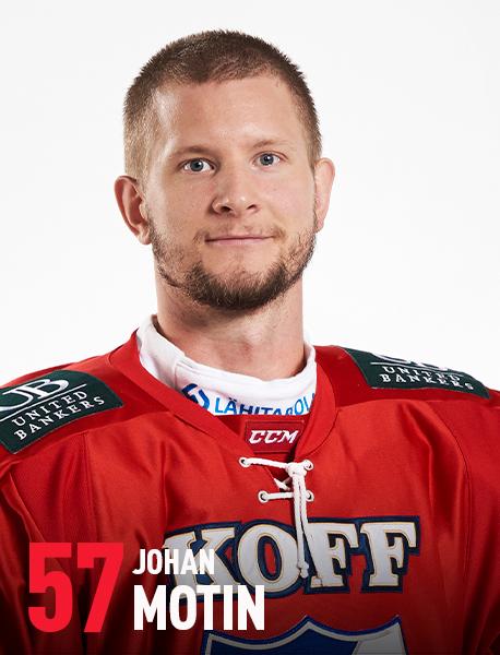 Johan Motin