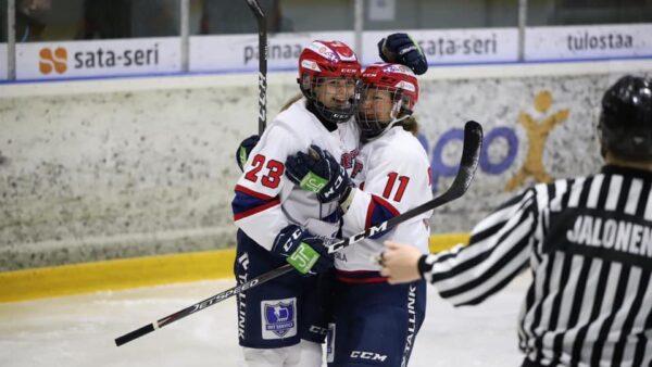 STADIN GIMMAT: HIFK selkeään voittoon Raumalla