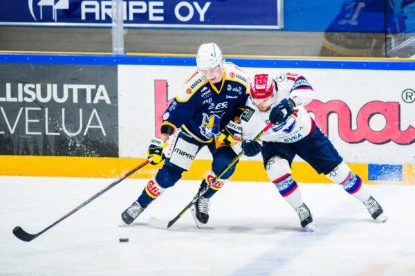 FORENOM MATSIRAPORTTI: IFK:lle kylmää kyytiä Mikkelissä