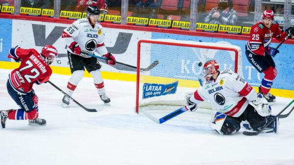 FORENOM MATSIRAPORTTI: HIFK:lle kotivoitto pitkällä kaavalla – Bemström ratkaisi jälleen!