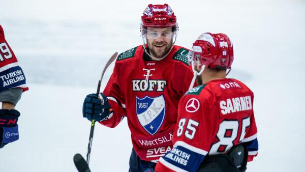GIGANTTI OTTELUSTUDIO: Liigan kärkimatsi illalla! – HIFK saa vieraita Raumalta