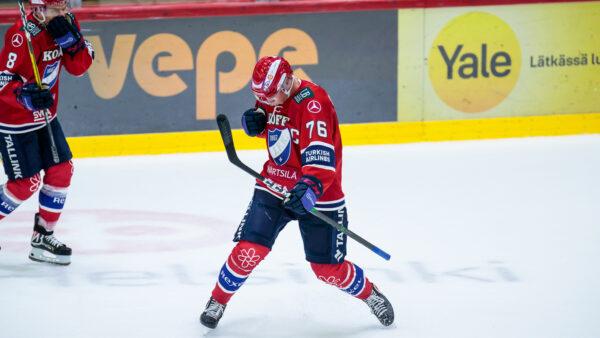FORENOM MATSIRAPORTTI: Kippari Sallinen tykitti pisteet HIFK:lle