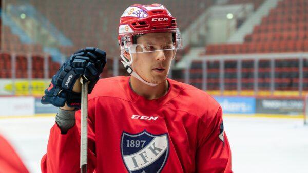 TIEDOTE: Otto Koivula siirtyy lainasopimuksella HIFK:hon
