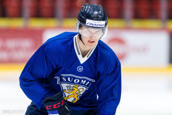 Juniorimaajoukkueet kohtaavat Ruotsin – Anton Lundell U20-jengissä!