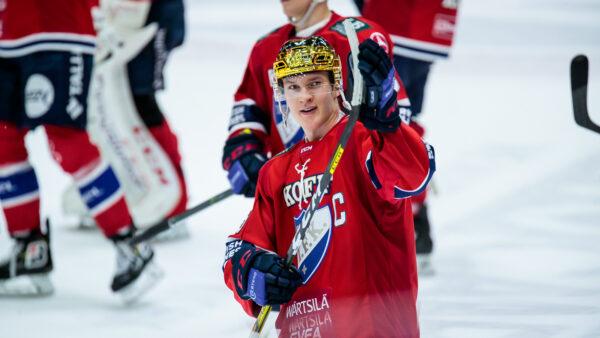 FORENOM MATSIRAPORTTI: Kuuden tehopisteen Anton Lundell johti HIFK:n murskavoittoon!