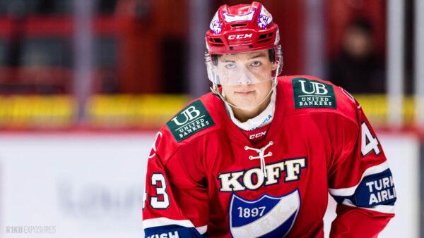 Pelipaita on HIFK:n symboli