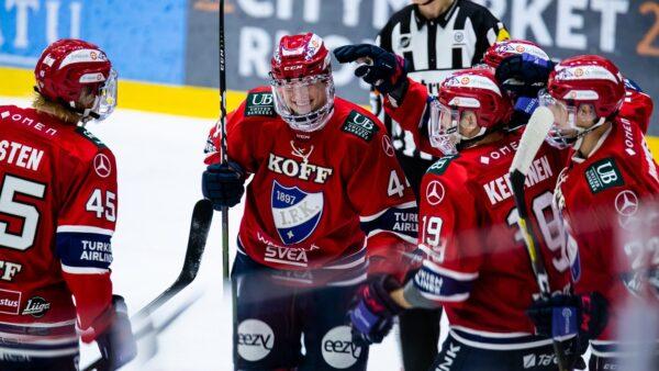 HIFK:n pelit jatkuvat 8.1. – Liiga julkaisi kevätkauden otteluohjelman