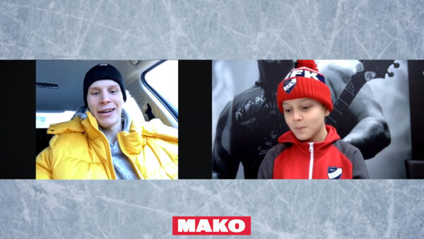 MAKO Skidireportteri: Reino ja Antti Suomela