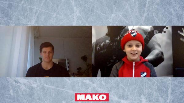 MAKO Skidireportteri: Reino ja Otto Koivula
