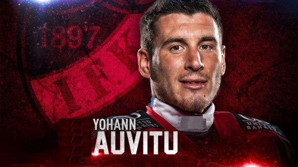 TIEDOTE: Yohann Auvitu palaa HIFK:hon!