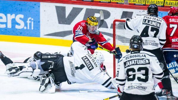 Playoff-fiilistä Nordiksella – Tsekkaa kuvat TPS-matsista!