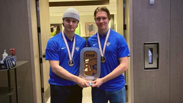 Suomen nuorille MM-pronssia – Lundell loisti Edmontonissa