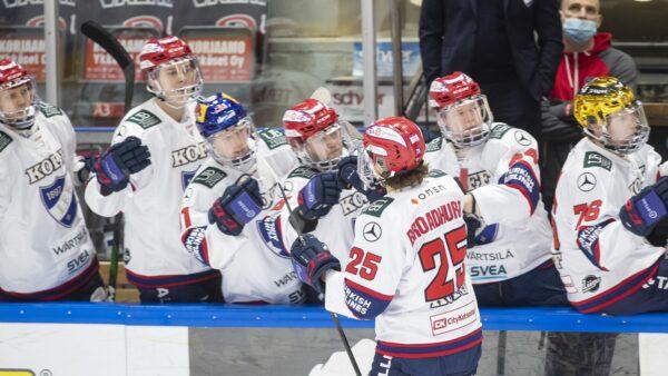 Vieraspeliputki jatkuu – HIFK hakee neljättä peräkkäistä voittoa