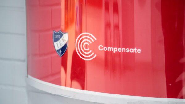 HIFK kompensoi omat hiilipäästönsä kaksinkertaisesti yhteistyössä Compensaten kanssa