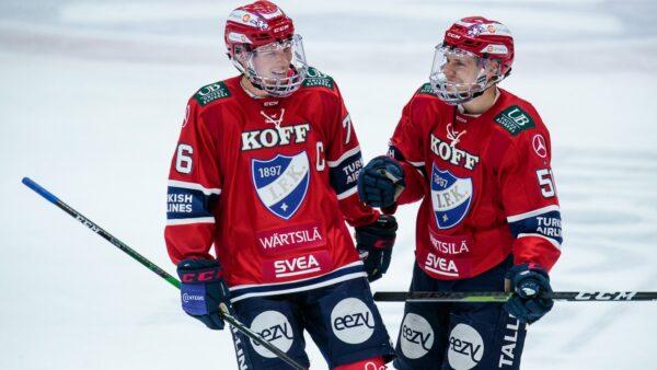 TIEDOTE: HIFK aloittaa pudotuspelit kotikaukalossa 19.4.