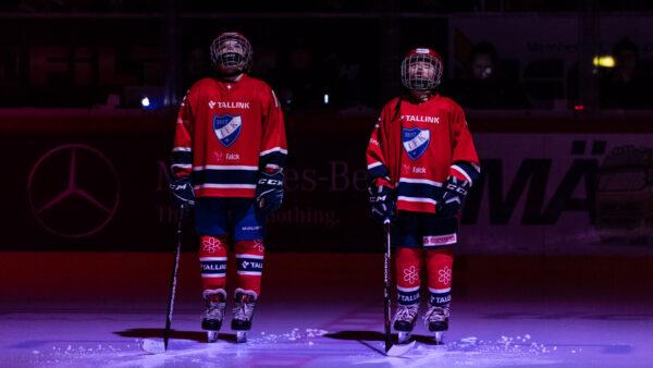 Tallink palkitsi juniorijoukkueiden esimerkillisimmät joukkuepelaajat