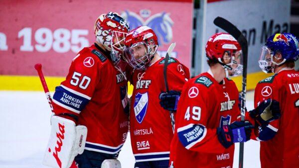 Ensimmäinen kiinnitys finaalipaikkaan – Dyk HIFK:n tehokkain
