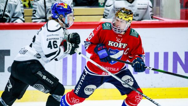 Nordiksella nähtiin intensiivistä pudotuspelikiekko vappuaattona