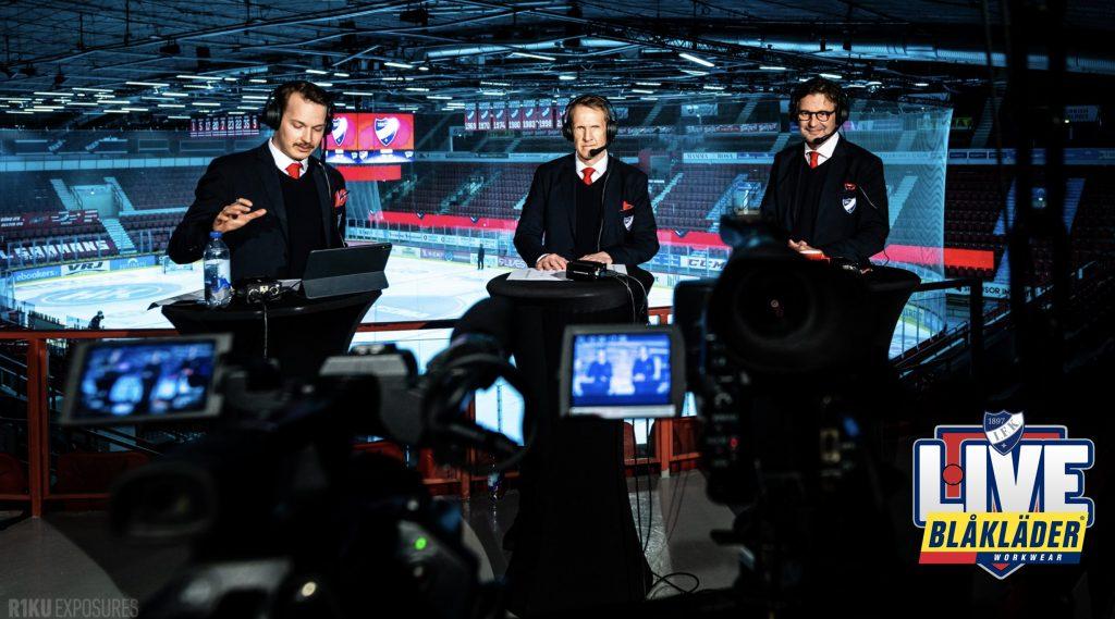 Tiistain Blåkläder-studiossa: Lähtökohdat pudotuspeleihin