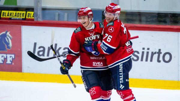 Anton Lundell ja Jere Sallinen valittiin Suomen MM-kisaryhmään