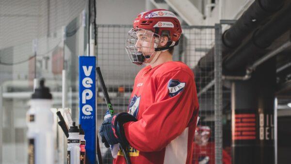 Kuusi HIFK-pelaajaa mukaan U18 maajoukkueleirille Vierumäelle