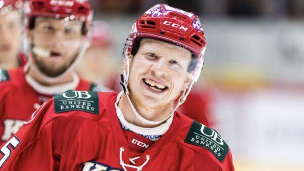 TIEDOTE: HIFK jatkosopimukseen Micke-Max Åstenin kanssa