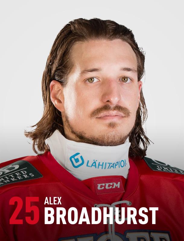 Alex Broadhurst