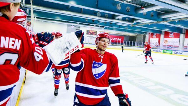 Lipunmyynti perjantain HIFK–Tappara-matsiin on käynnissä!