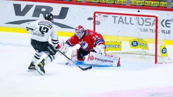 HIFK jäi pisteittä vähämaalisessa matsissa – Garteig torjui taas rankkarin!