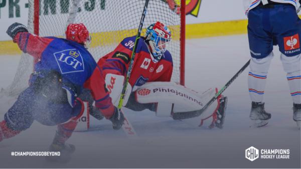 MATSIRAPORTTI: HIFK:lle kauden eka tappio CHL:ssä