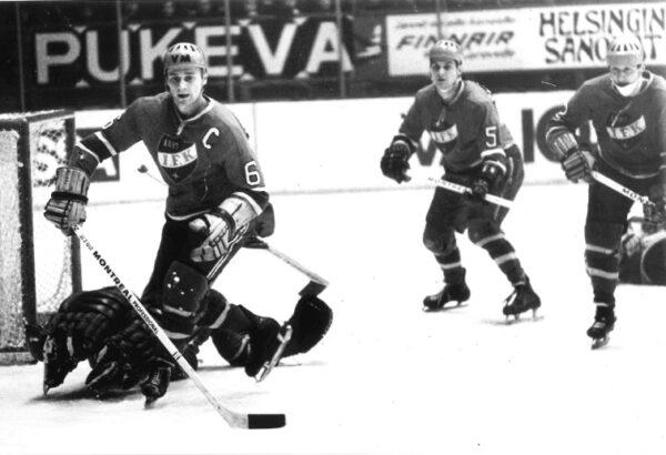 HIFK onnittelee 80-vuotiasta Heikki Järniä!