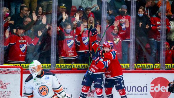 FORENOM MATSIRAPORTTI: Nordiksella lähes 8000 katsojaa! – HIFK:lle upea voitto